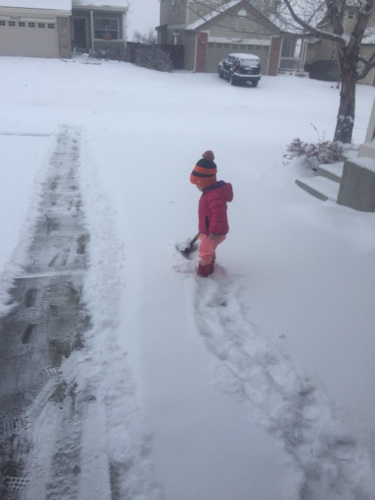 Carving her own path